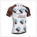 2014 Team AG2R LA MONDIALE Cycling Jersey