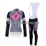 2010 ShanDian Women Cycling Long Bib Kit