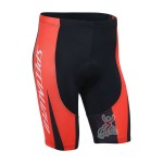 2013 Team ShanDian Cycling Shorts Red Black