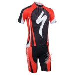 2013 Team ShanDian Pro Bicycle Kit Red Black