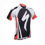 2013 Team ShanDian Pro Cycling Jersey White Black
