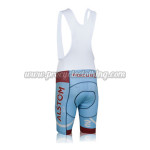 2013 Team AG2R LA MONDIALE ALSOM Cycling Bib Shorts Blue Red