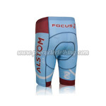 2013 Team AG2R LA MONDIALE ALSOM Cycling Shorts Blue Red