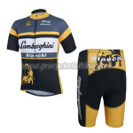 2014 Team Lamborghini Bianchi Cycling Kit