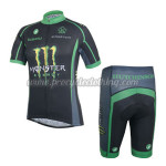 2014 Team ME HUTCHINSON Cycling Kit Black Green