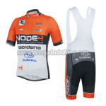 2014 Team NODE4 SUBARU Cycling Bib Kit