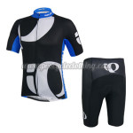 2014 Team Pearl Izumi Cycling Kit Black White Blue