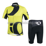 2014 Team Pearl Izumi Cycling Kit Yellow Black
