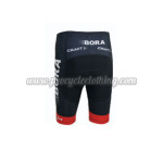 2015 Team BORA ARGION 18 Cycling Shorts Black