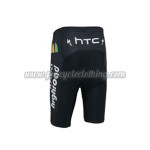 2013 Team HTC highroad Cycling Shorts Black