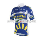 2013 Team Vacansoleil DCM Cycling Jersey Blue