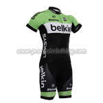 2015 Team Belkin Cycling Kit ropa de ciclismo