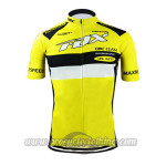 2015 Team FOX Cycling Jersey Yellow