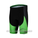 2015 Team HTC MERIDA Cycling Shorts Black Green