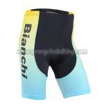 2015 Team LOTTO Cycling Shorts Yellow Blue