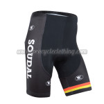 2015 Team LOTTO SOUDAL Cycling Shorts Red White