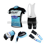 2015 Team QUICK STEP Cycling Bib Kit+Gloves+Bandana+Arm Warmers