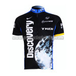 2007 Team Discovery Cycling Maillot Jersey Shirt