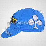 2012 Team COLNAGO Cycling Cap Hat Blue