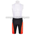 2012 Team EUSKALTEL Cycling Bib Shorts