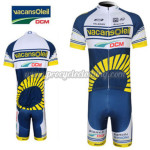 2012 Team Vacansoleil Cycling Kit