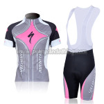 2010 ShanDian Women Cycling Bib Kit