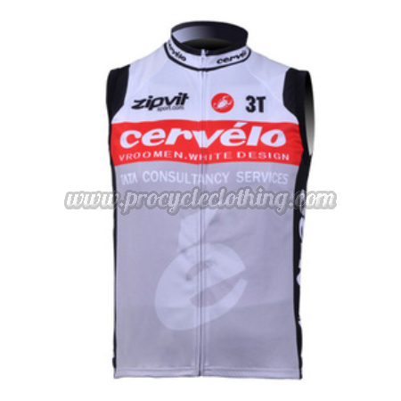 2010 Team 3T cervelo Cycling Apparel Bicycle Vest Tank Top Jersey ... f4bfc89dd