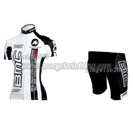 2011 Team BMC Women s Pro Bike Clothing Set Cycle Jersey and Shorts ... bf7e47d18