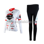 2012 Team ROCKY MOUNTAIN Women's Cycle Kit Long Sleeve