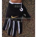 2012 Team LIVESTRONG Cycling Gloves Full Fingers Black