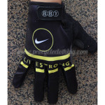 2015 Team LIVESTRONG Cycling Gloves Full Fingers Black