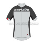 2015 Team Cervelo Cycling Jersey Black White