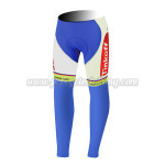 2015 Team Tinkoff SAXO BANK Cycling Long Pants Tights Blue White Red