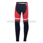 2015 Team Tinkoff SAXO BANK Cycling Long Pants Tights Red