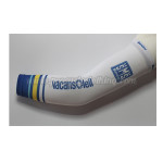 2011 Team Vacansoleil Santini Cycling Arm Warmers Sleeves White Blue