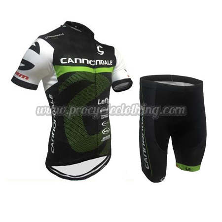 2016 Team Cannondale Pro Bike Clothing Set Cycle Jersey and Shorts ... b81a9486f