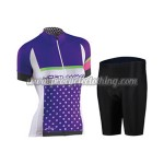 2016 Team Northwave Womens' Cycling Kit Purple