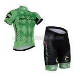 2016 Team Cannondale Castelli Bicycle Kit Green
