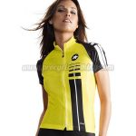 2015 Team ASSOS Cycling Jersey For Lady Yellow
