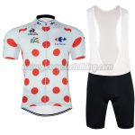 2016 Tour de France Cycle Bib Kit Polka Dot