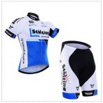 2016 Team Stolting Cycling Kit White Blue