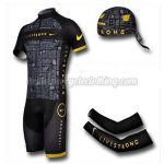 2012 Livestrong Pro Cycling Set Black