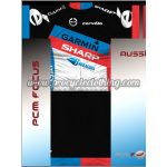 2013 Team GARMIN SHARP cervelo Cycling Kit Black Blue Red