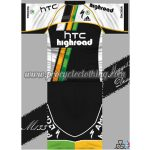 2013 Team HTC highroad Cycling Kit Black White