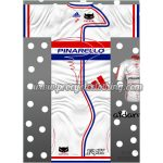 2013 Team PINARELLO FOX Cycling Kit White Red Blue