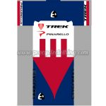 2015 Team TREK PINARELLO Cycling Kit Blue White Red
