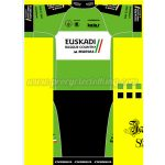 2016 Team EUSKADI kalar ORBEA Cycling Kit Green Black