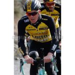2017 Team LOTTO JUMBO Riding Long Suit Yellow Black