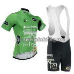 2015 Team Tour de France Riding Bib Kit Green