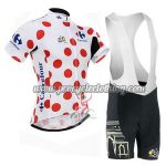 2015 Team Tour de France Riding Bib Kit Polka Dot